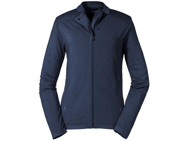 Schöffel Parnell Fleece Jacket Women, navy blazer